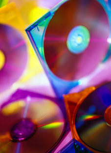 Image: picture of cd-roms