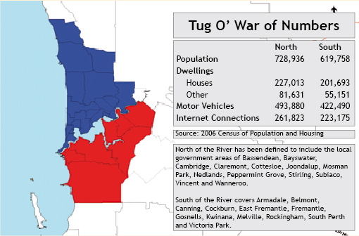 North V South: Statistics