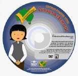 Image: Professional Development DVD.