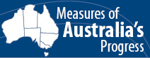 image: Measures of Australia's Progress
