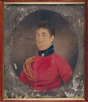 Portrait of Governor Lachlan Macquarie