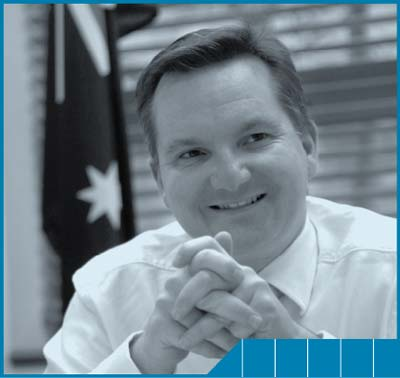Image of the Hon Chris Bowen MP
