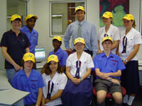 Brisbane State High School Students