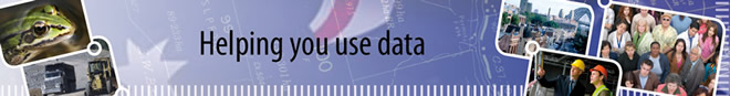 Image: Helping you use data