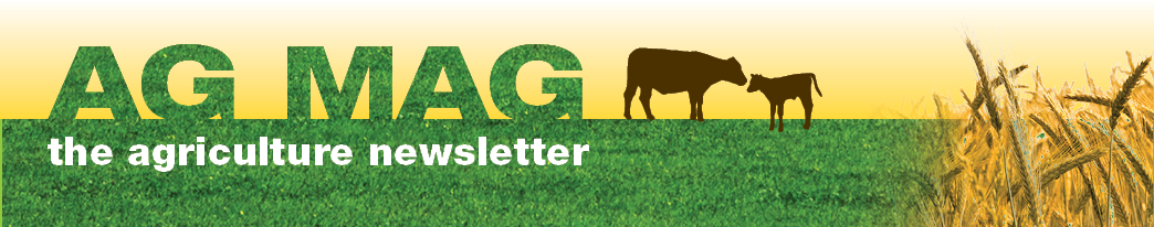 Image: Ag Mag the agriculture newsletter
