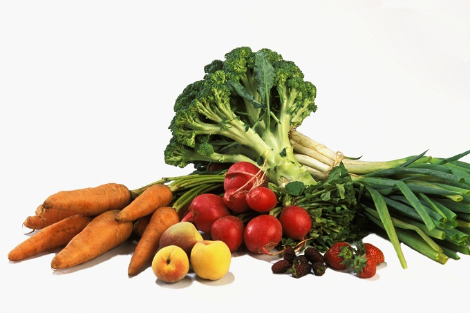 Image: Fruit and vegetables